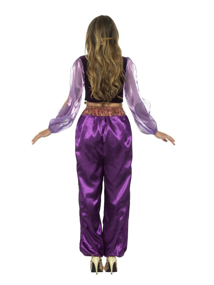 Arabian Princess Costume, Purple24702