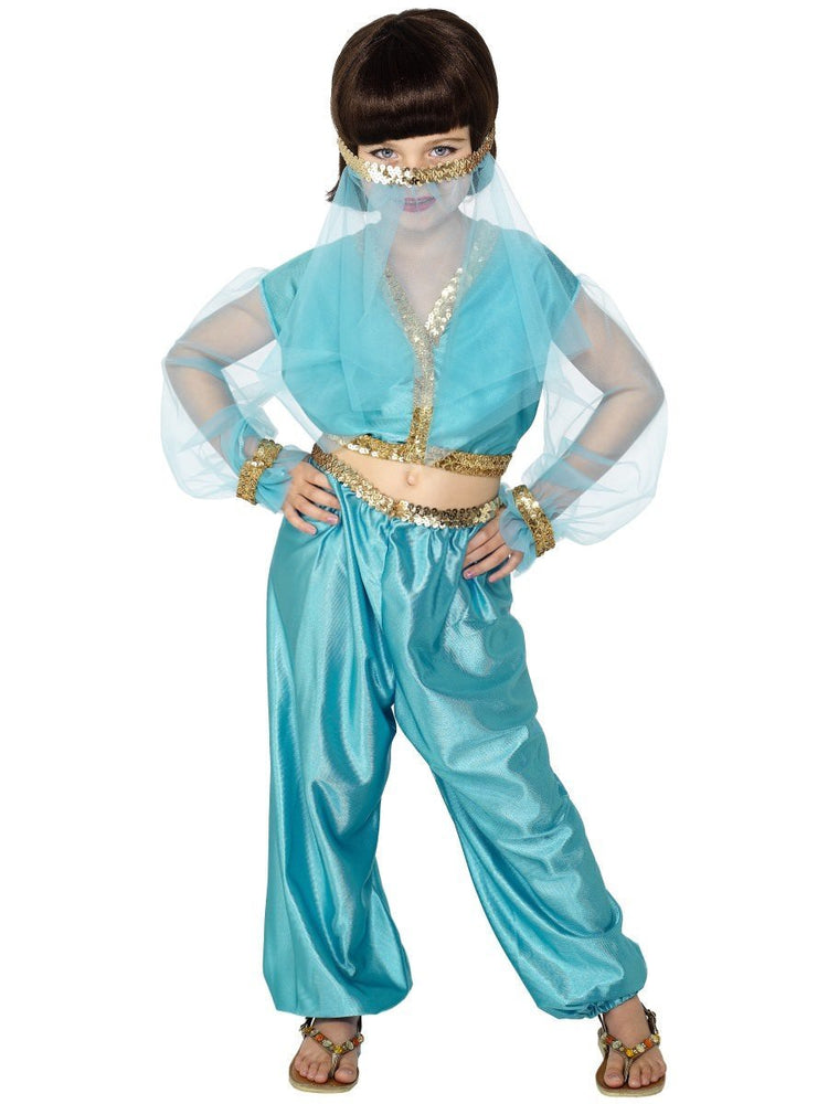 Arabian Princess Costume, Child