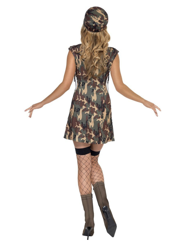 Army Girl Costume33829