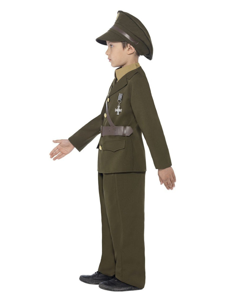 Army Office Child Costume