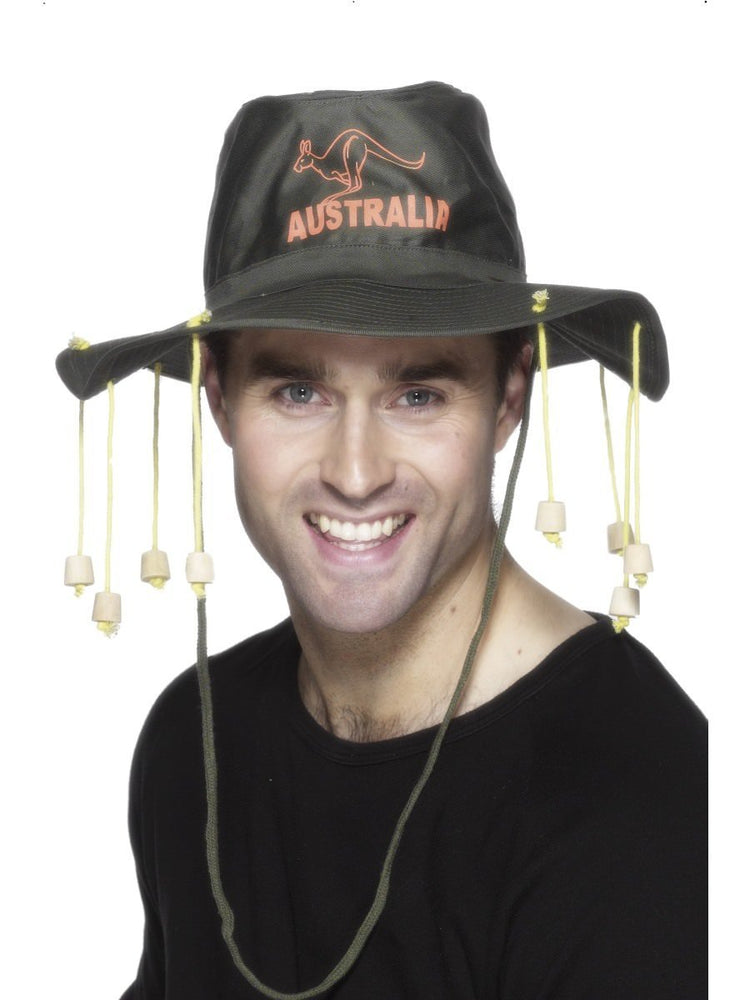 Aussie Hat With Corks