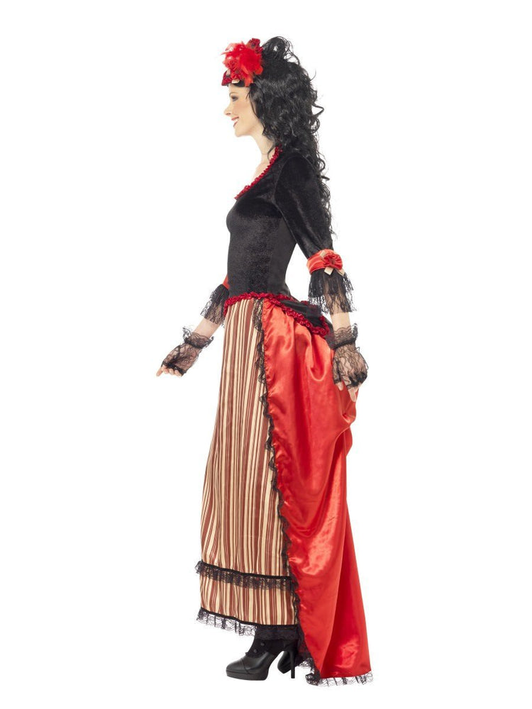 Authentic Western Town Sweetheart Costume34290