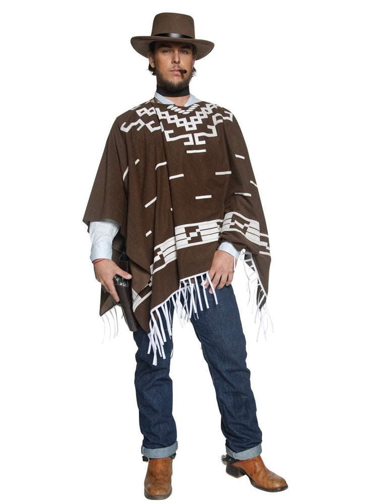 Authentic Western Gunman Deluxe Costume