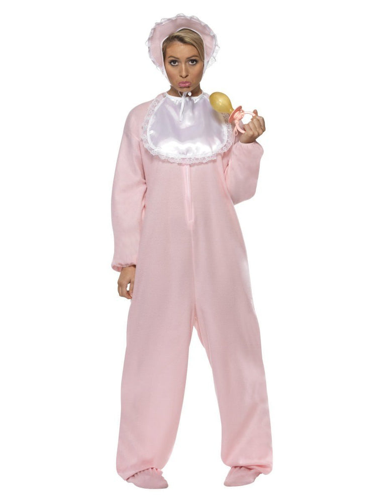 Baby Grow Costume - Pink