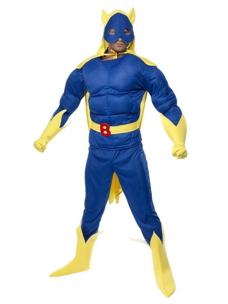 Bananaman Superhero Costume