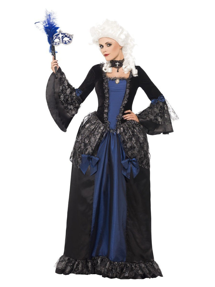 Baroque Beauty Masquerade Costume