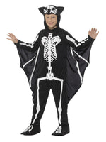 Bat Skeleton Costume, Child