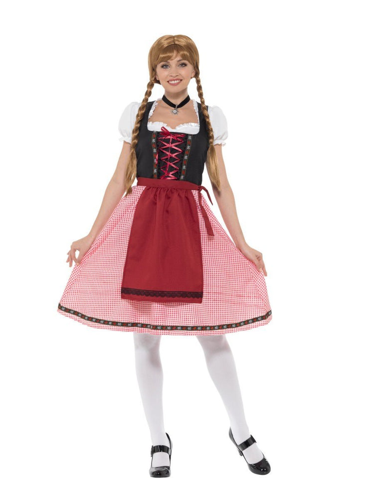 Bavarian Tavern Maid Costume