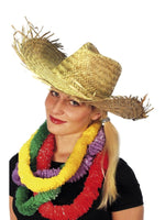 Beachcomber/Hawaiian Straw Hat