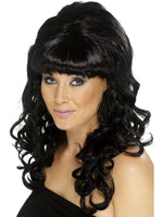Beehive Beauty Wig, Black42062