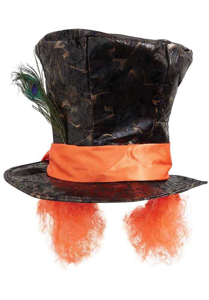 Mad Hatter Hat and Hair