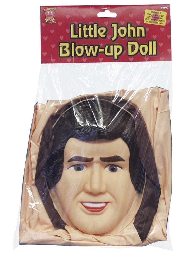 Doll Blow-Up, Male, Inoffensive
