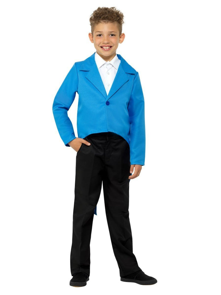 Smiffys Blue Tailcoat - 49742