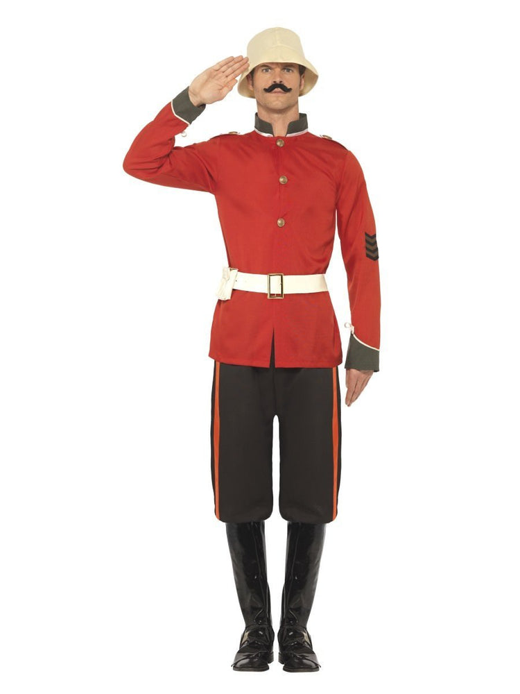 Boer War Soldier Costume20349