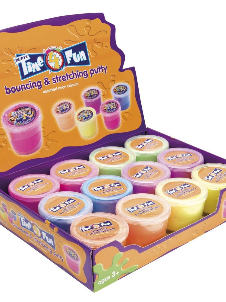 Bouncing and Stretching Putty20719