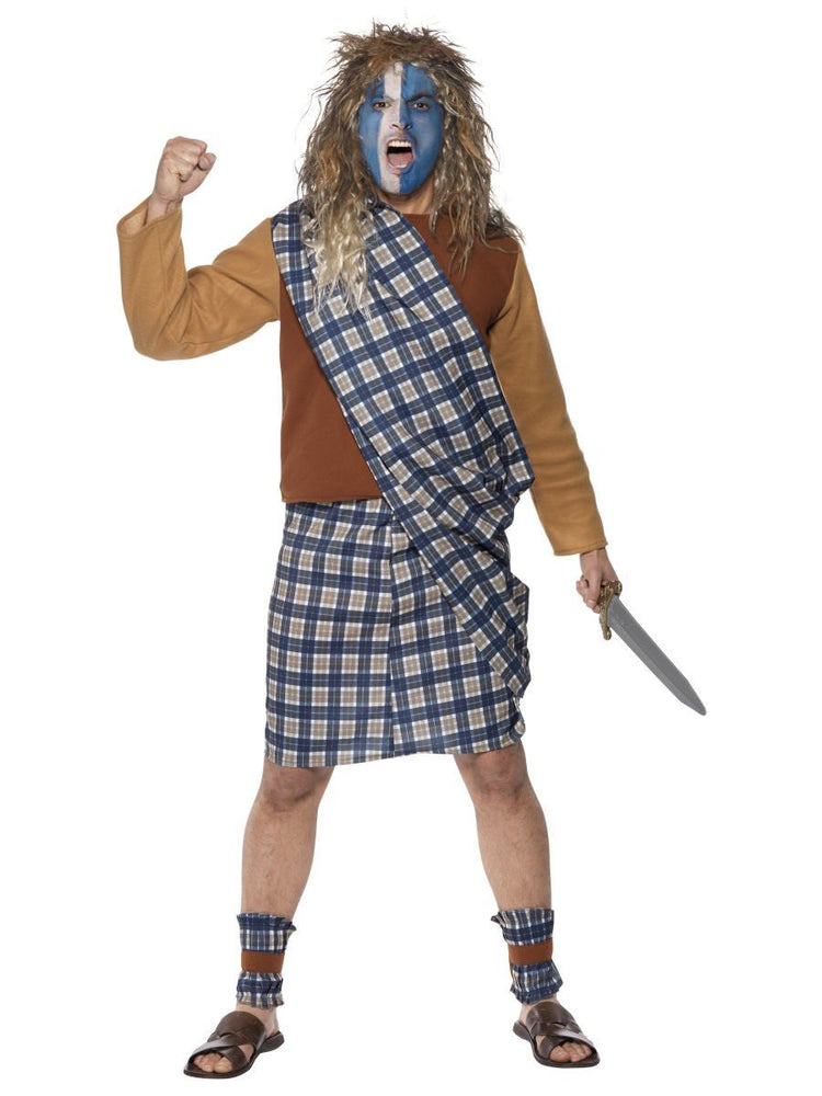 Brave Scotsman Costume, Tales Of Old England