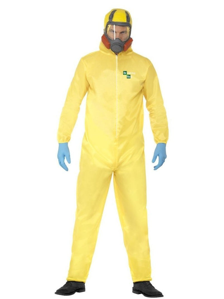 Breaking Bad Costume - Hazmat Jumpsuit