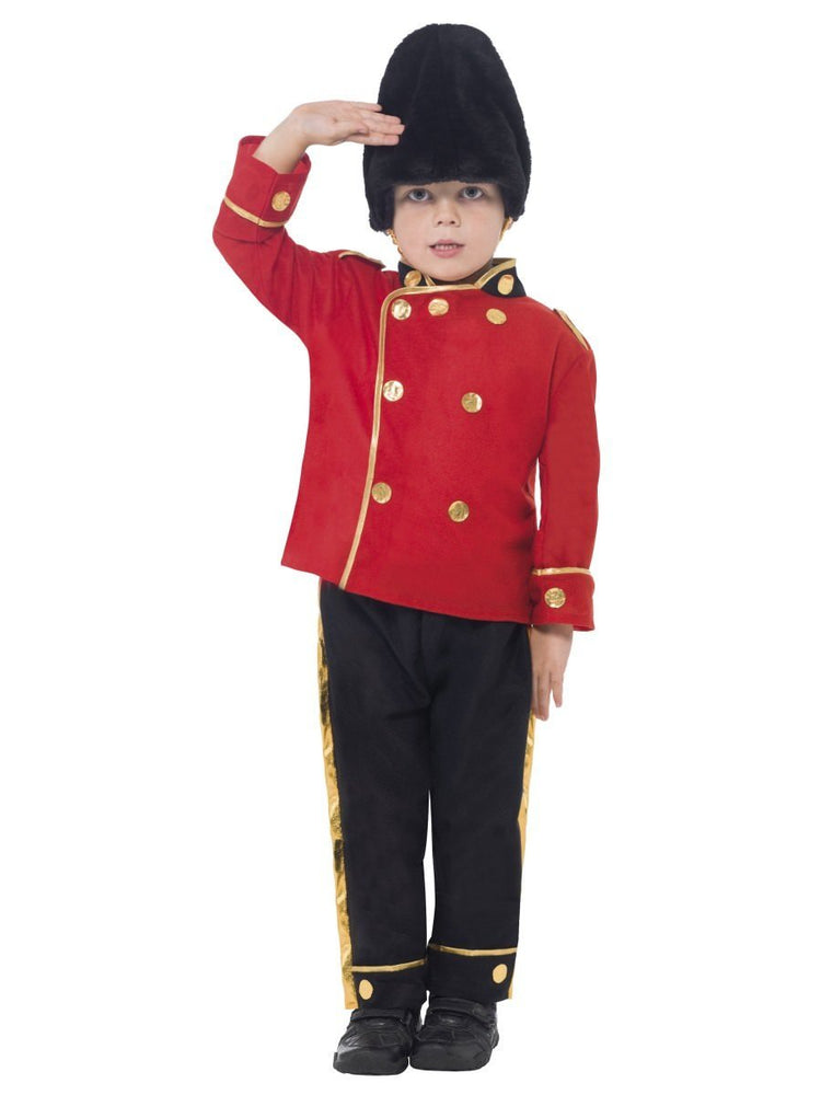 Busby Guard Costume - Children