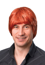 Beatle Style Wig Ginger