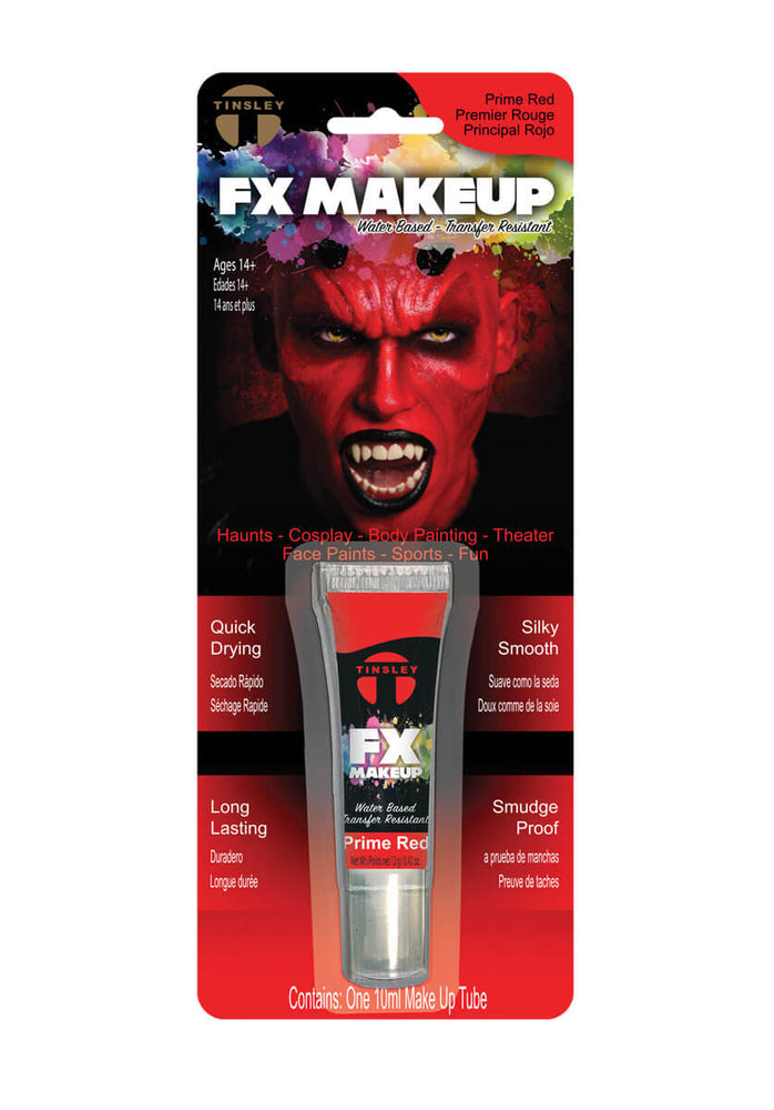 Face Paint FX Prime Red