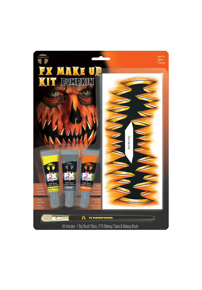 Pumpkin FX Makeup kit
