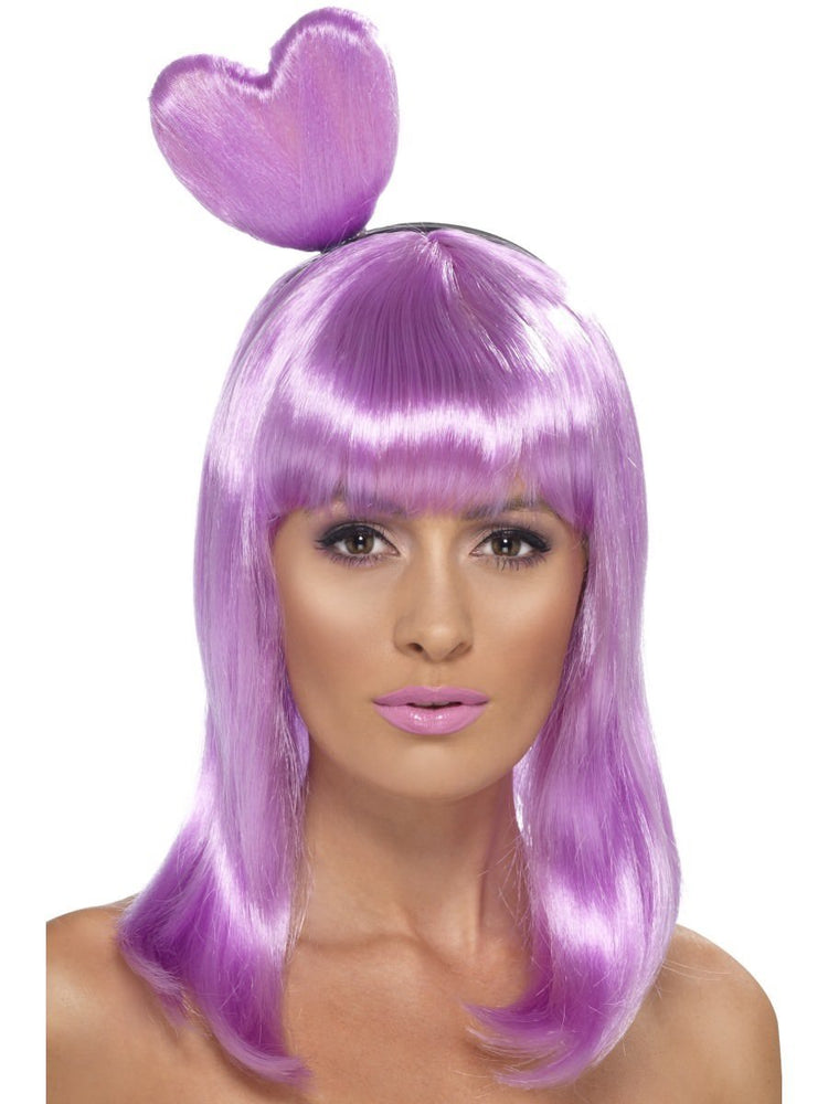 Candy Queen Wig, Lilac