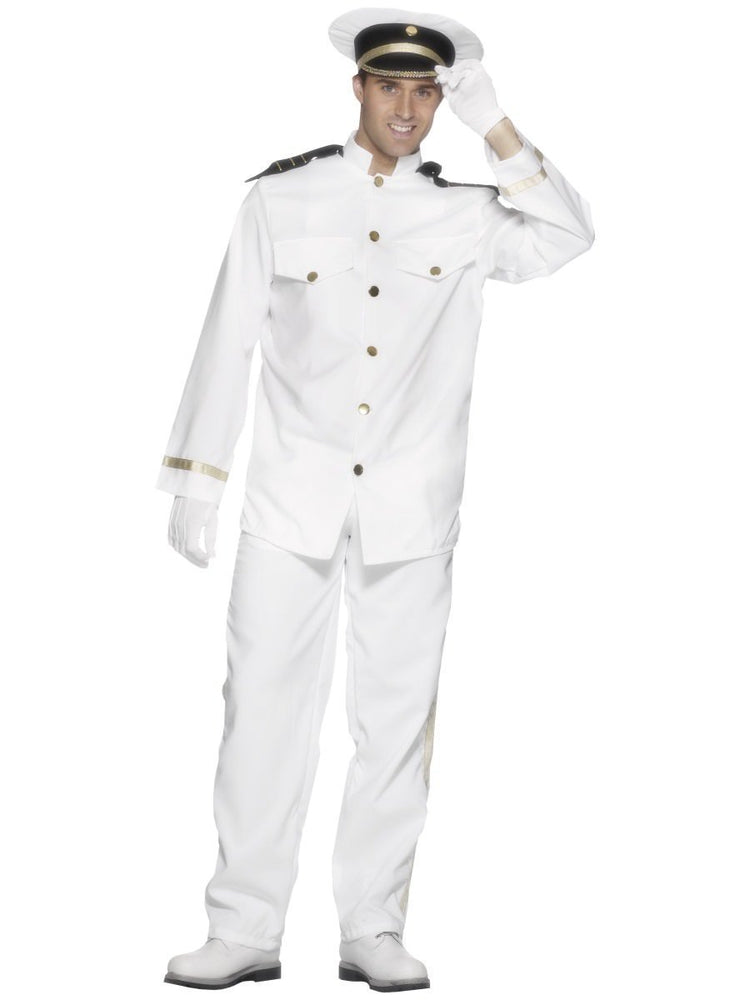 Officer & Gentlemen Costume