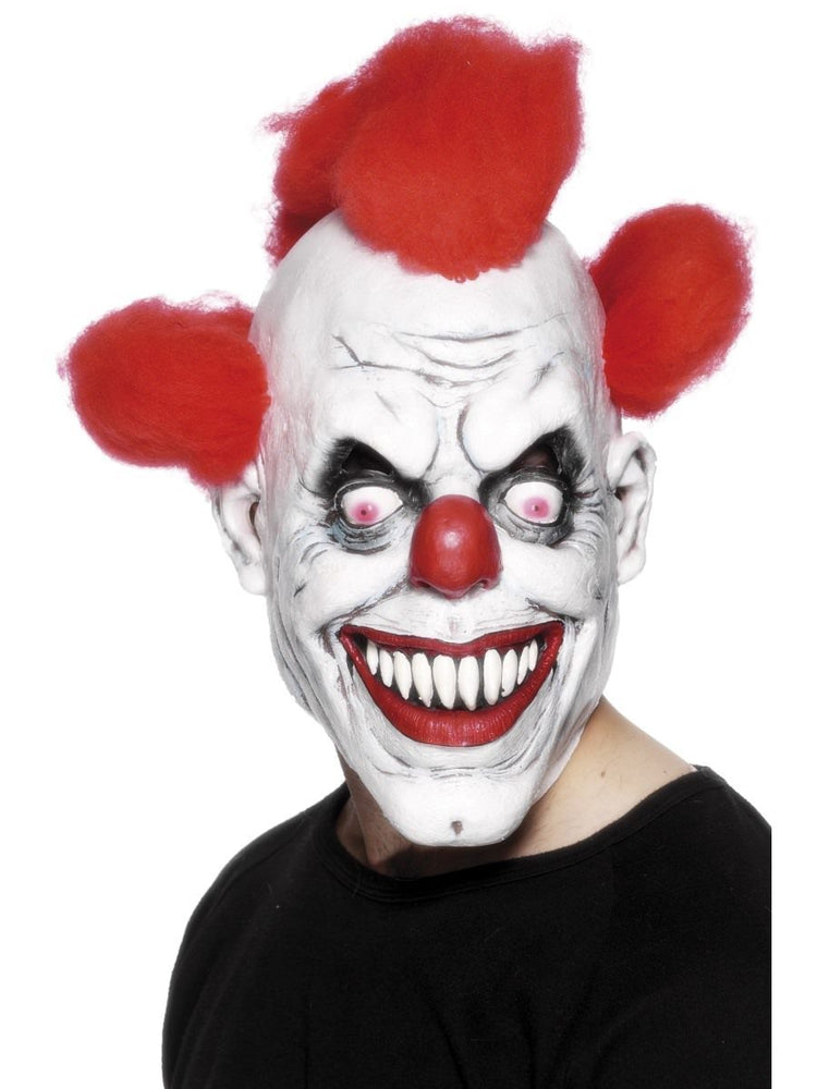 Smiffys Clown 3/4 Mask - 26385