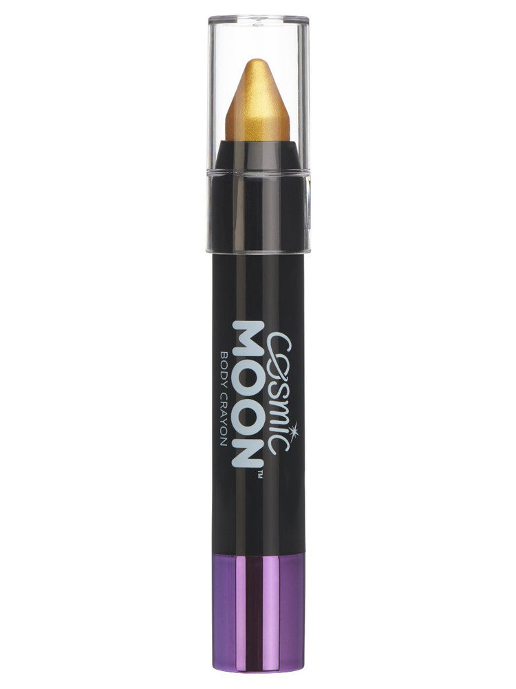 Cosmic Moon Metallic Body Crayon - Gold