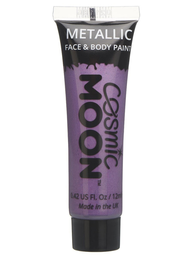 Cosmic Moon Metallic Face & Body PaintS02072