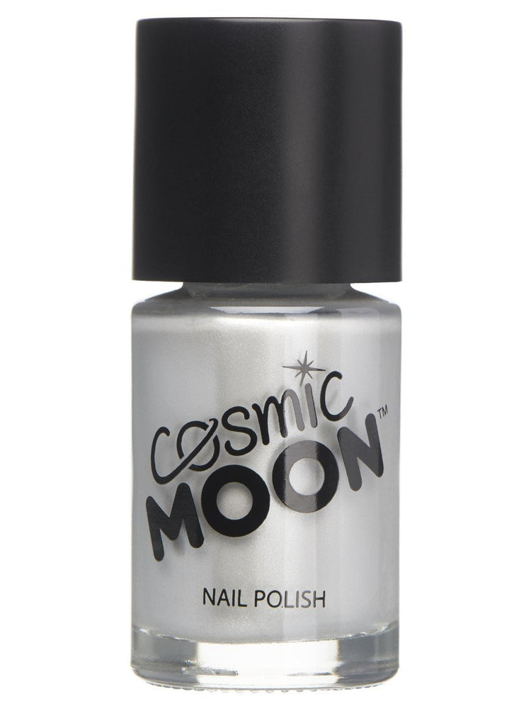 Smiffys Cosmic Moon Metallic Nail Polish - S12002