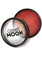 Cosmic Moon Metallic Pro Face Paint Cake PotsS15041