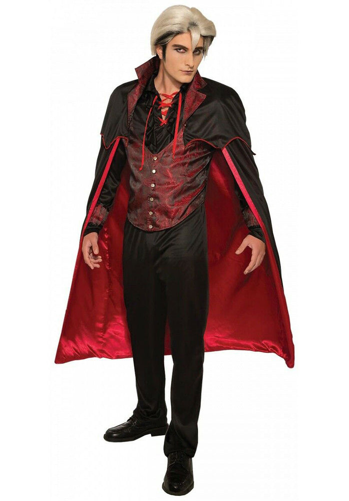 Count Darkness Vampire Costume