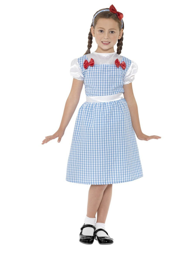 Smiffys Child Country Girl Costume - 41102