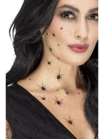 Smiffys Crawling Spider Tattoo Transfers - 45879