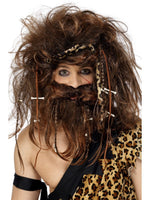 Crazy Caveman Set, Brown