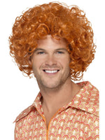 Ginger Curly Wig