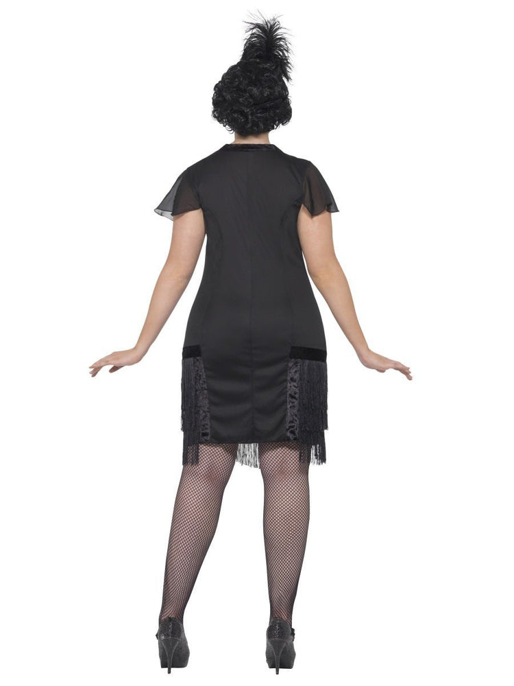 Curves Flapper Costume26528