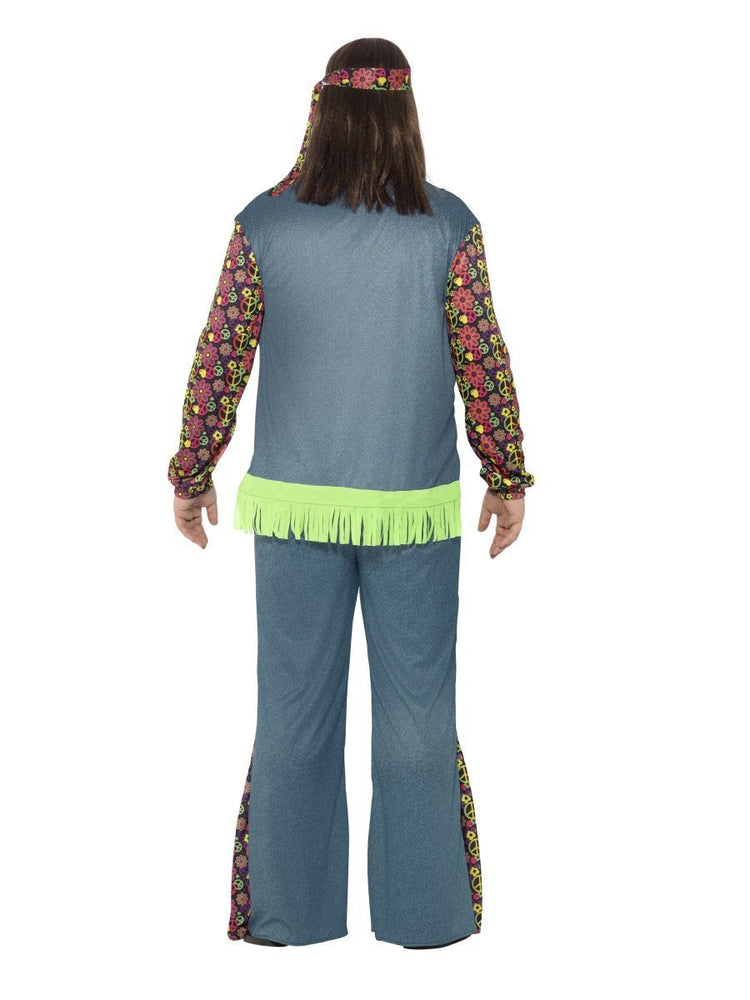 Curves Hippie Costume26527