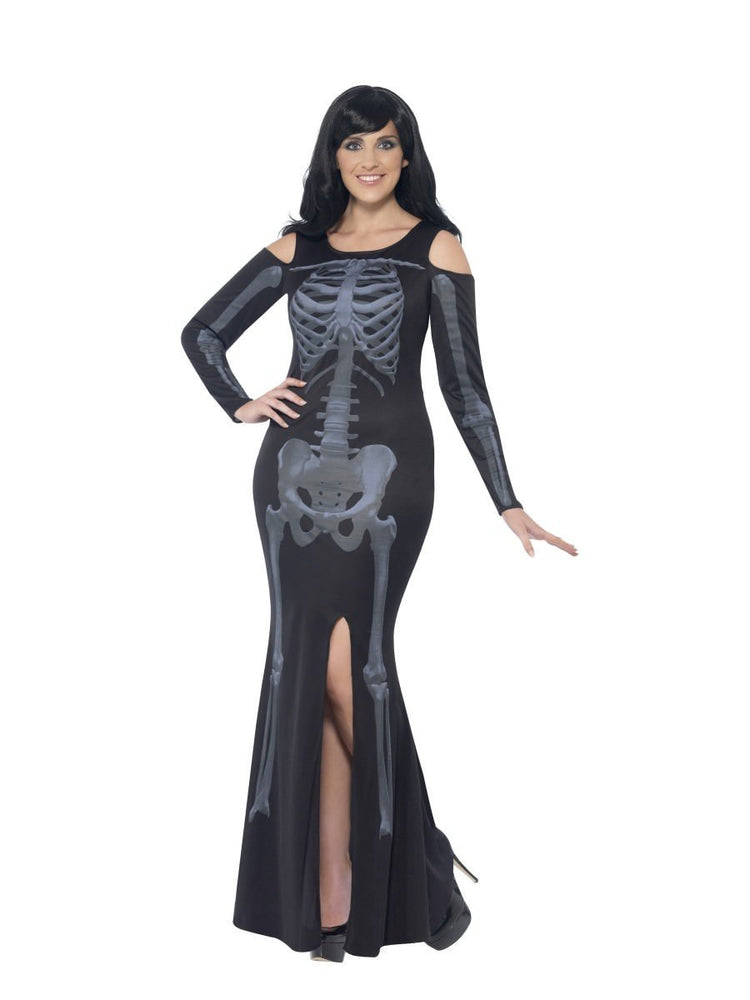 Smiffys Curves Skeleton Costume - 44336