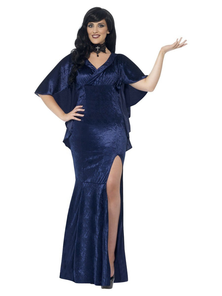 Smiffys Curves Sorceress Costume - 44339