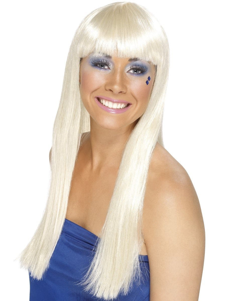 Dancing Queen Wig Blonde
