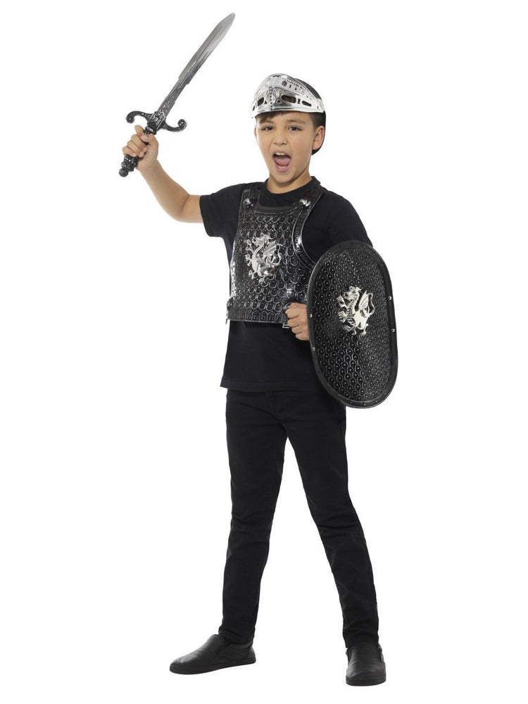 Smiffys Dark Knight Set, Childs - 48177