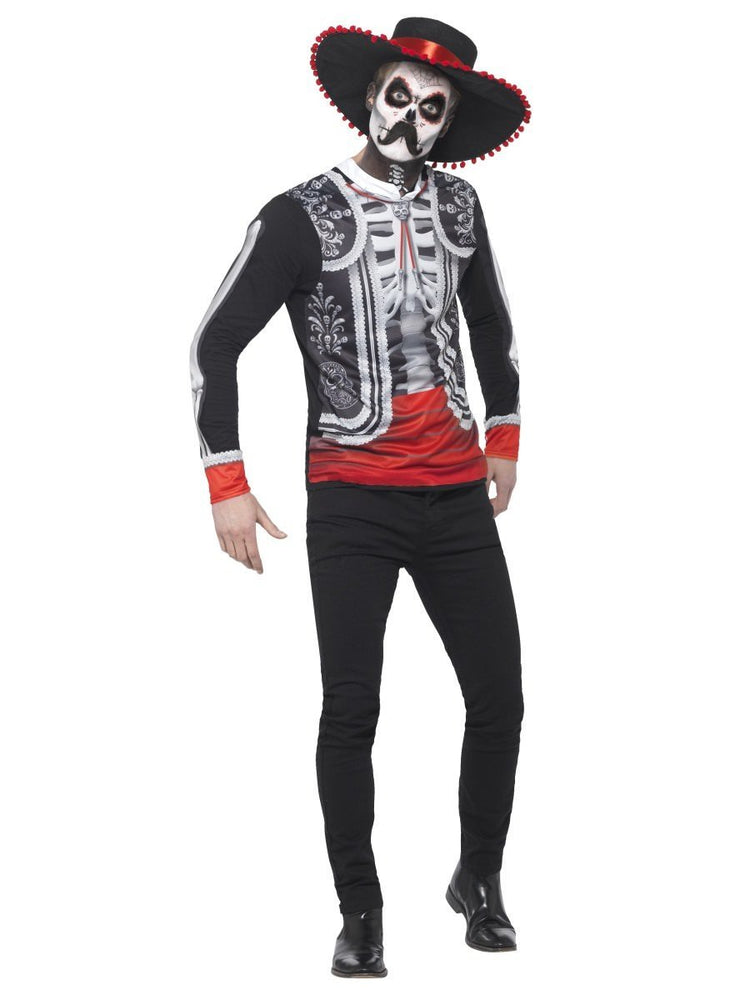 Smiffys Day of the Dead El Senor Costume - 44933