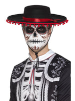 Day of the Dead Senor/ Spanish Hat