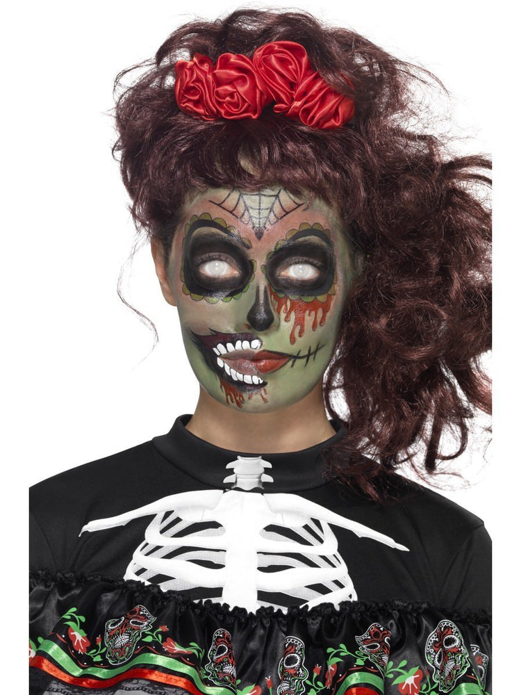 Smiffys Day of the Dead Zombie Make-Up Kit - 44915