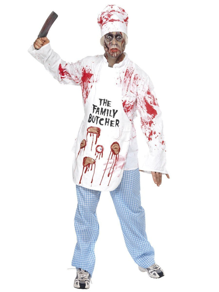 Deadly Chef Adult Men's Costume36832