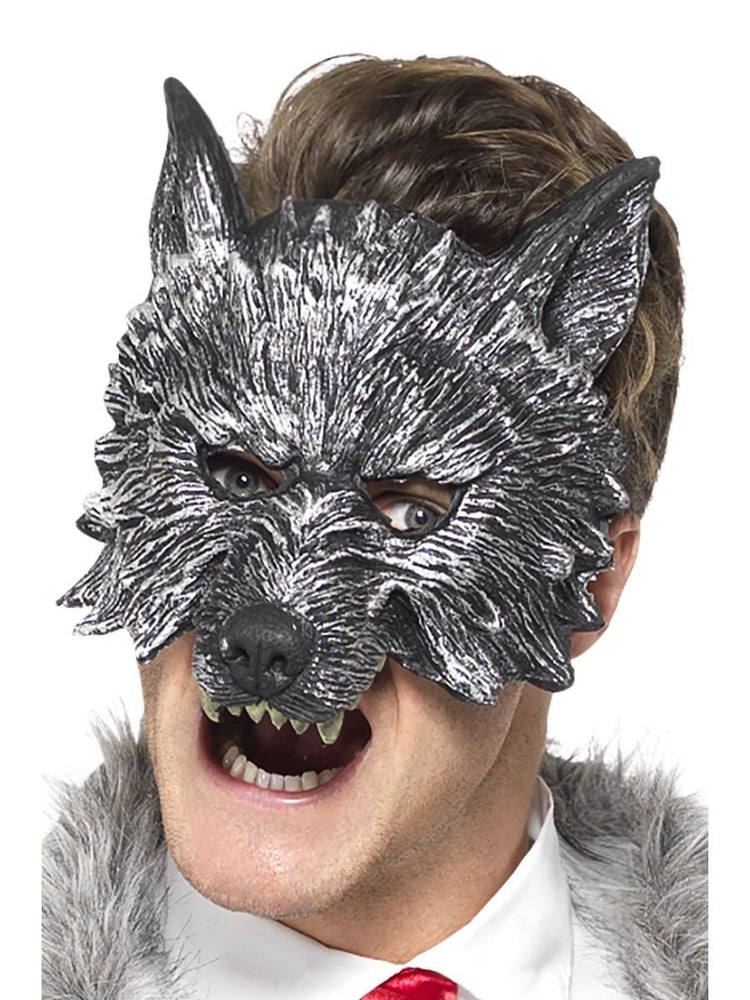 Smiffys Deluxe Big Bad Wolf Mask - 20348