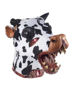 Smiffys Deluxe Butchered Daisy The Cow Head Prop - 48211