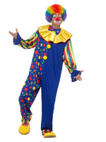 Smiffys Deluxe Clown Costume - 47200